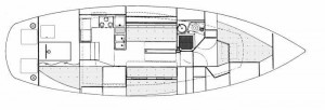 Boat Plan View