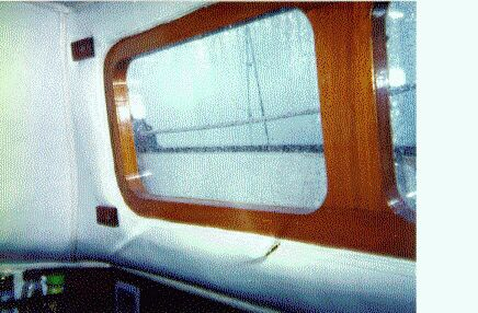 Cabin Window Upgrade 171 Downeaster Yachts Com