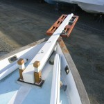 New Bowsprit installed 2