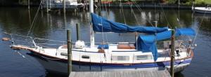 dockside w canvas