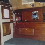 Corner of the Starboard Settee